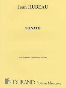 HUBEAU J. SONATE TROMPETTE