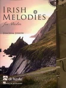 JOHOW J. IRISH MELODIES VIOLON