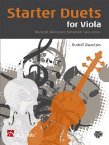 STARTERS DUETS FOR VIOLA