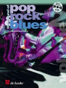 SOUND POP ROCK BLUES (THE) VOL 2 CLARINETTE/TROMPETTE SIB/SAXO TENOR