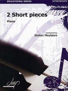 MEYLAERS ST. SHORT PIECES PIANO