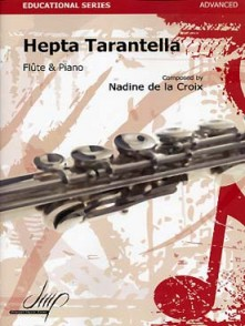 DE LA CROIX N. HEPTA TARANTELLA FLUTE