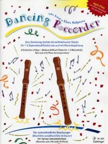 MALYCHEVA E./KORN U.  DANCING RECORDER FLUTE A BEC
