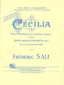 SALI F. CECILIA TROMPETTE