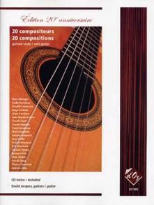 20ME ANNIVERSAIRE PRODUCTIONS D'OZ GUITARE