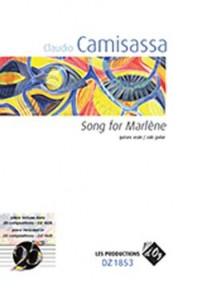 CAMISASSA C. SONG FOR MARLENE GUITARE