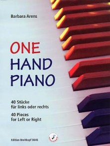 ARENS B. ONE HAND PIANO