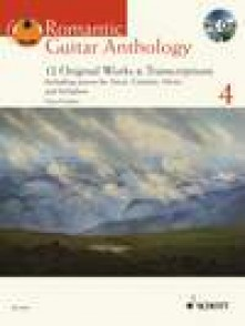 ROMANTIC GUITAR ANTHOLOGY VOL 4