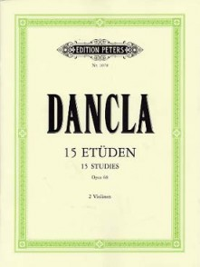DANCLA C.ETUDES OP 68 2 VIOLONS