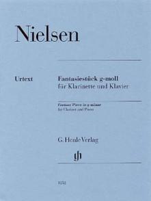 NIELSEN C. FANTASIESTUCK G MOLL CLARINETTE