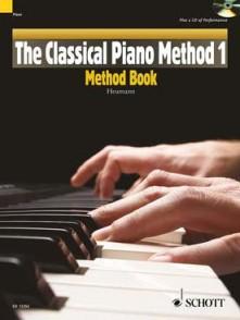 HEUMANN H.G. CLASSICAL PIANO METHOD BOOK  1