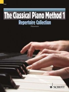 HEUMANN H.G. CLASSICAL PIANO METHOD: REPERTOIRE COLLECTION 1 PIANO