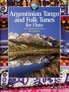 ARGENTINIAN TANGO AND FOLK TUNES FOR FLUTE