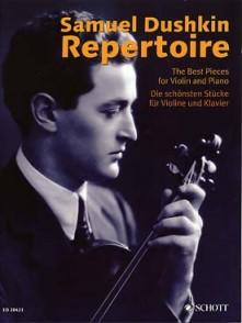 DUSHKIN S.REPERTOIRE VIOLON