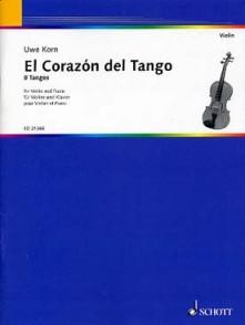 KORN U.  EL CORAZON DEL TANGO VIOLON