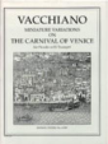 VACCHIANO W. CARNAVAL OF VENICE TROMPETTE