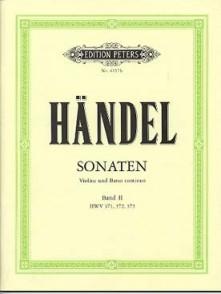 HAENDEL G.F. SONATES VOL 2 VIOLON