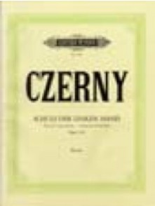 CZERNY K. ECOLE DE LA MAIN GAUCHE OP 399 PIANO