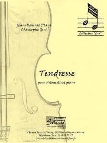 PLAYS J.B./GRAS C. TENDRESSE VIOLONCELLE