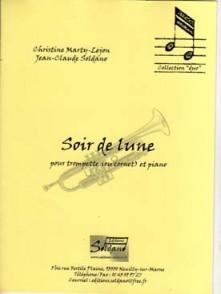 MARTY-LEJON C./SOLDANO J.C. SOIR DE LUNE TROMPETTE