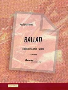 STEEGMANS P. BALLADE ALTO