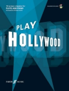 PLAY HOLLYWOOD FLUTE