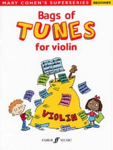 COHEN M. BAGS OF TUNES FOR VIOLIN