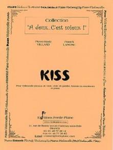 VILLARD P.M./LANONE F. KISS VIOLONCELLE