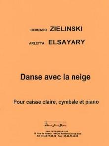 ZIELINSKI B./ELSAYARY A. DANSE AVEC LA NEIGE BATTERIE