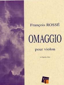 ROSSE F. OMAGGIO VIOLON SOLO