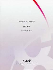 SAINT-LEGER P. ARCADE VIOLONCELLE