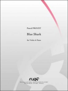 PROUST P. BLUE SHARK VIOLON