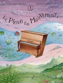 ARAMBURU F./GASTALDI A.L. LE PIANO EN MOUVEMENTS