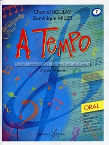 BOULAY C./MILLET D. A TEMPO VOL 7 ORAL