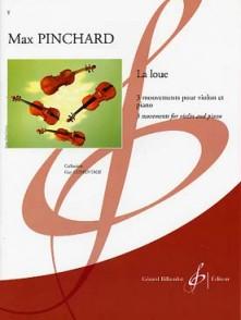 PINCHARD M. LA LOUE VIOLON
