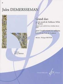 DEMERSSEMAN J. GRAND DUO 2 EUPHONIUMS