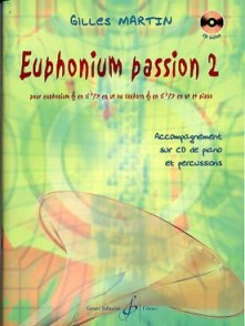 MARTIN G. EUPHONIUM PASSION VOL 2