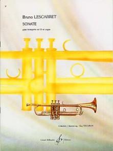 LESCARRET B. SONATE TROMPETTE