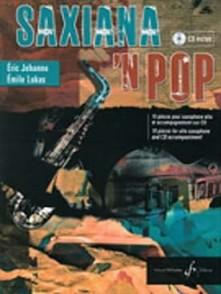 SAXIANA 'N POP SAXOPHONE ALTO