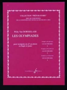 VAN DORSSELAER W. LES OLYMPIADES TROMPETTE