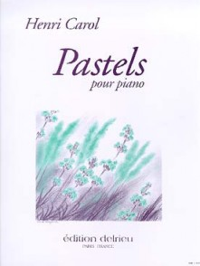 CAROL H. PASTELS VOL 1 PIANO