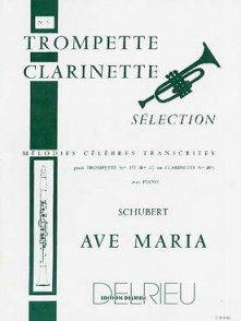 SCHUBERT F. AVE MARIA TROMPETTE