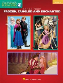 SONGS FROM FROZEN, TANGLED AND ENCHANTED PIANO