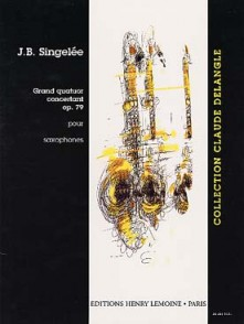 DELANGLE C. /BOIS C. JOUONS ENSEMBLE VOL 1 SAXOS
