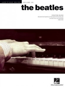 JAZZ PIANO SOLOS VOL 28 THE BEATLES PIANO