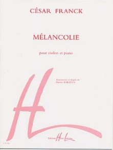 FRANCK C. MELANCOLIE VIOLON