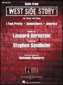 BERNSTEIN L. WEST SIDE STORY VIOLON