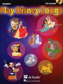 PLAY DISNEY SONGS TROMPETTE