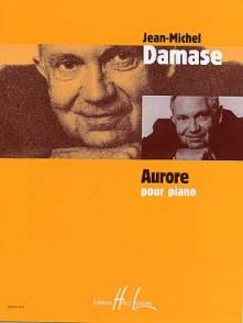 DAMASE J.M. AURORE PIANO