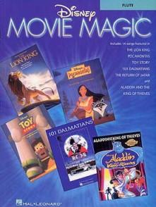 DISNEY MOVIE MAGIC FOR FLUTE